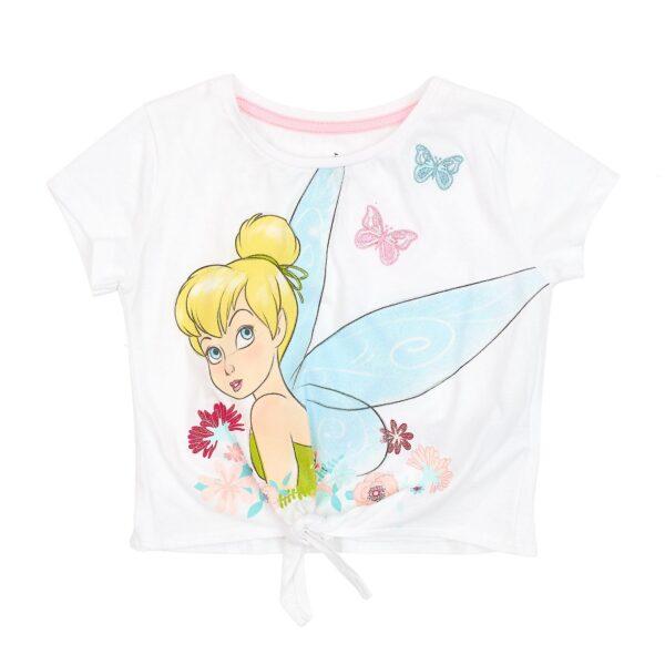 Disney Store Tinker Bell Tie-Front T-Shirt pentru copii