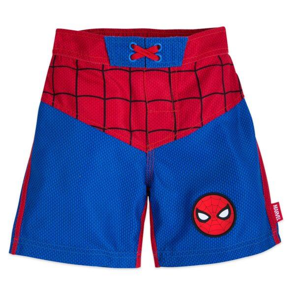 Disney Store Spider-Man trunchiuri de înot pentru copii