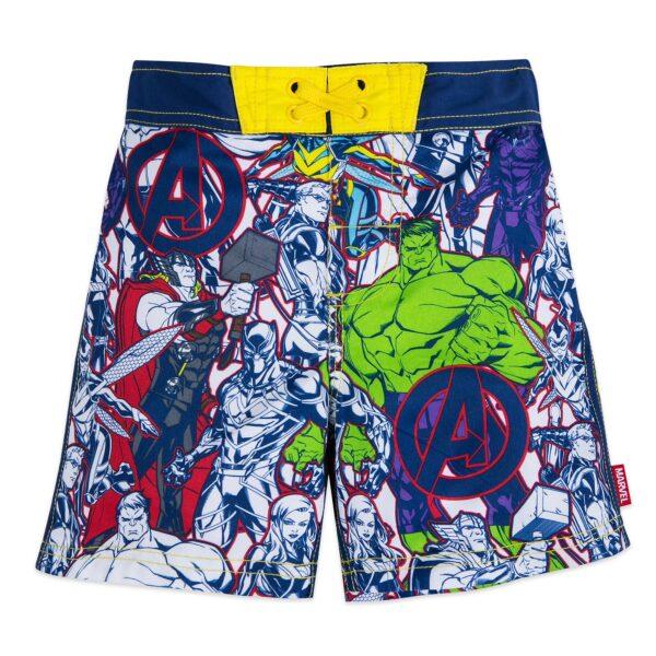 Disney Store Avengers pantaloni scurți de înot pentru copii
