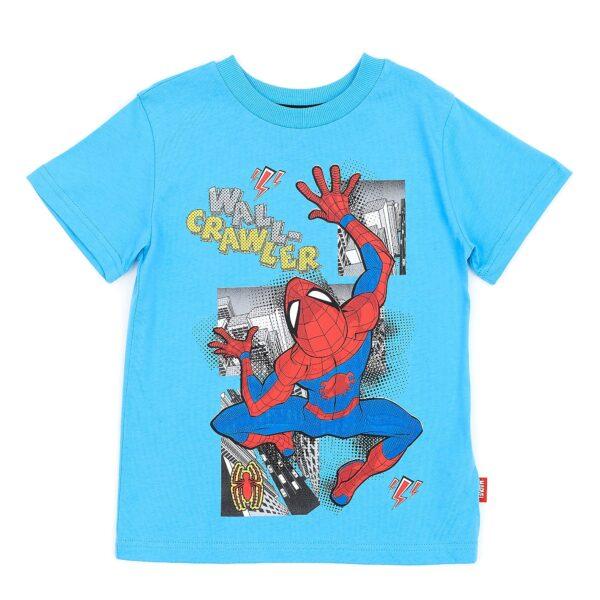 Disney Store Spider-Man Blue T-Shirt pentru copii