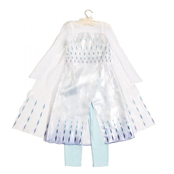Disney Store Elsa Snow Queen Costum pentru copii, Congelate 2