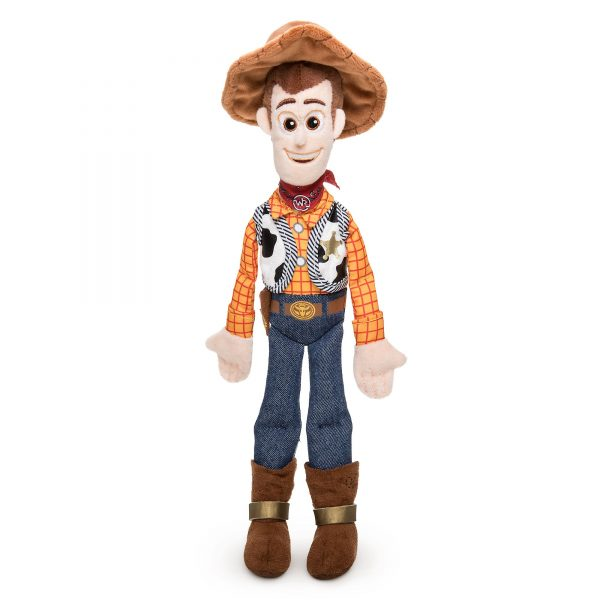 Disney Store Woody Mini Bean Bag, Toy Story 4