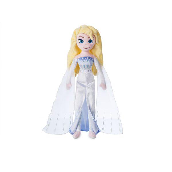 Disney Store Elsa Regina Zăpezii Păpușă de jucărie moale, înghețată 2