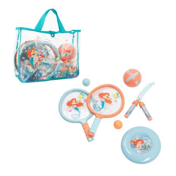 Disney Store Little Mermaid Sport Bag