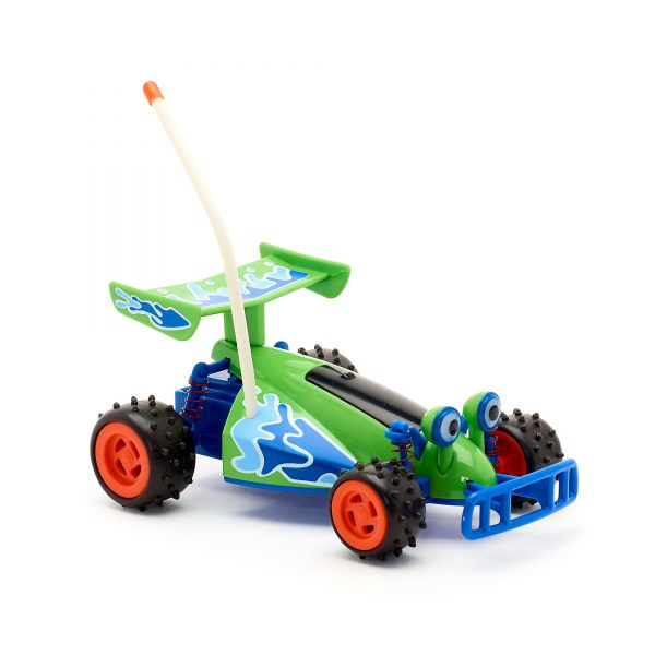 Disney Store RC Buggy Pullback Masina, Toy Story