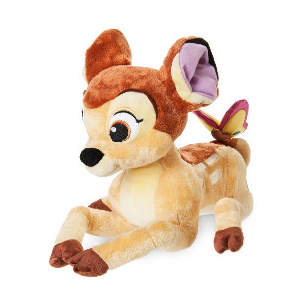 Bambi cu fluture mediu jucărie moale