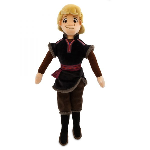 Disney Store Kristoff Soft Toy Doll, Congelate 2