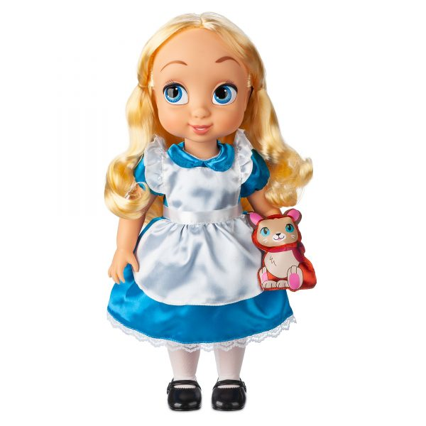 Disney Store Alice in Tara Minunilor Animator Doll