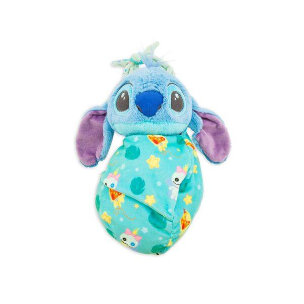 Disney Store Stitch jucărie moale mici în husă