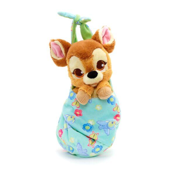 Disney Store Bambi Disney Babies Jucărie mică moale în pouch
