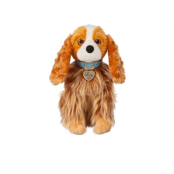 Disney Store Lady Jucărie moale mică