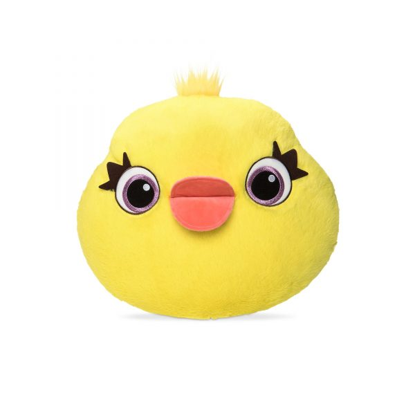 Disney Store Ducky Big Face Perna, Toy Story 4