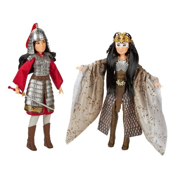 Hasbro Mulan și Bianniang Dolls