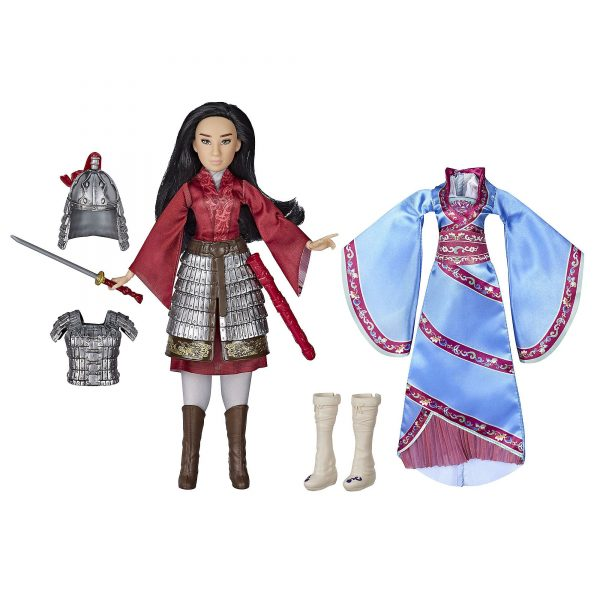 Hasbro Mulan Două Reflecții Doll
