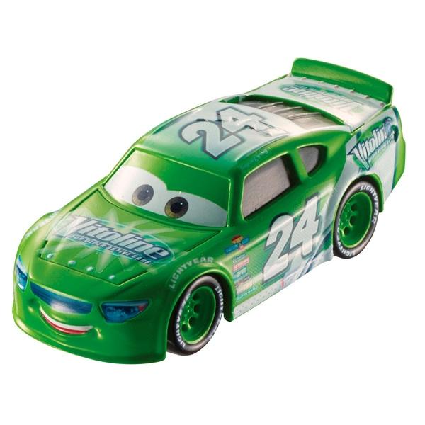 Disney Pixar Cars 3 01:55 Caramida Yardley Diecast