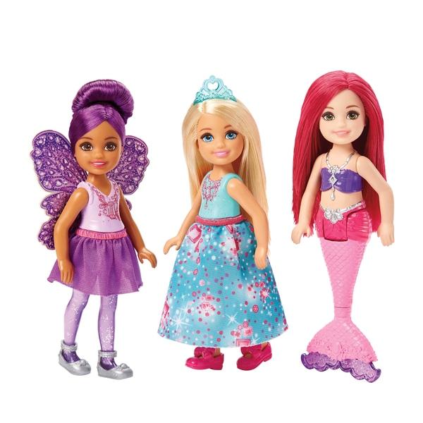 Barbie Dreamtopia Dolls Cadou Pack