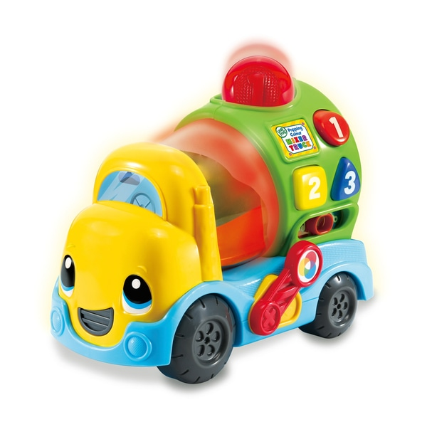 LeapFrog Popping Color Mixer Truck