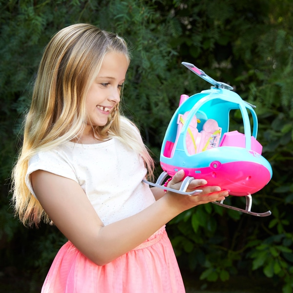 Barbie Dreamhouse Adventures Elicopter