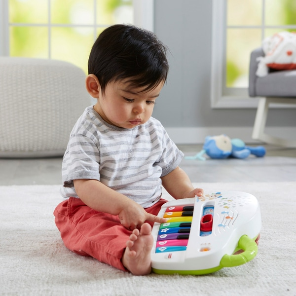 Fisher-Price Laugh & Learn Silly Sounds Pian Baby Jucărie