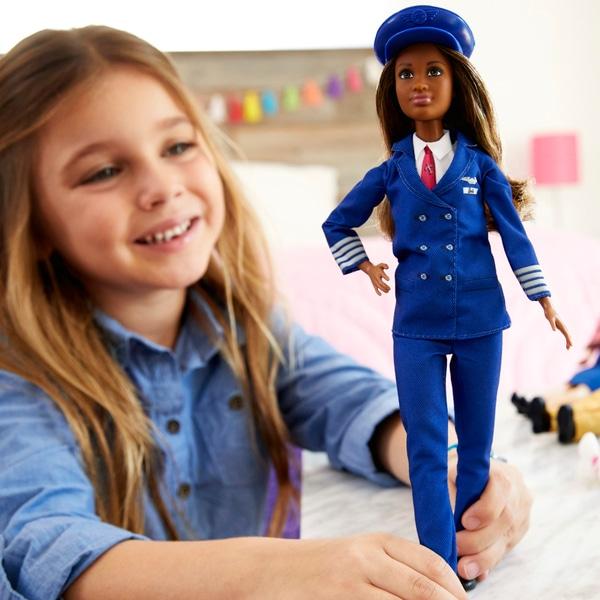 Barbie Cariere Pilot Doll