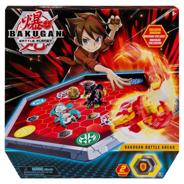 Bakugan Battle Arena Sortiment
