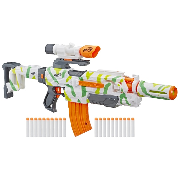 NERF Modulus Battle Camo Blaster