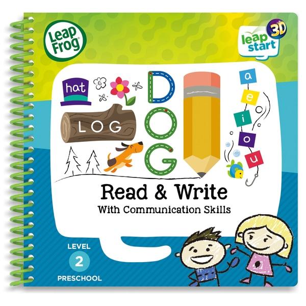 LeapFrog LeapStart Citire și scriere carte de activitate