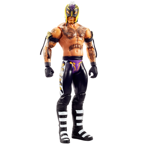 WWE Basic Series 104 Rey Mysterio Acțiune Figura
