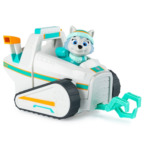 PAW Patrol Everest Snow Plow Vehicul