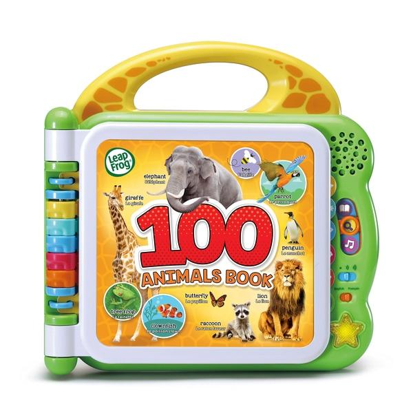 LeapFrog 100 Animale Carte