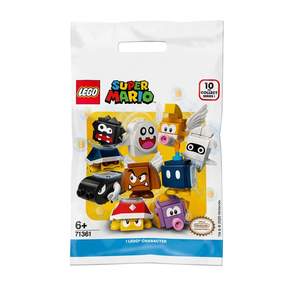 LEGO 71361 Super Mario Character Pack Seria 1 Sortiment