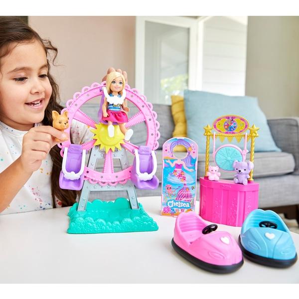 Barbie Club Chelsea Carnavalul Playset