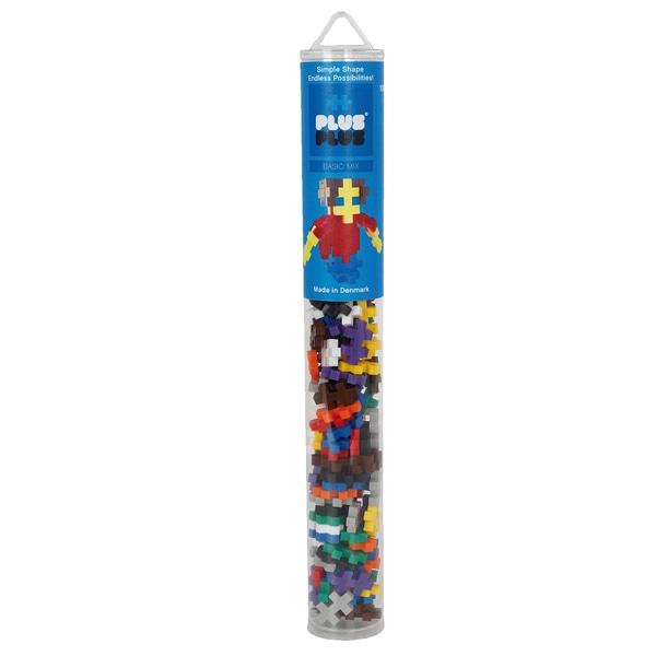 Plus-Plus 100 Bucată de bază Mix Tube