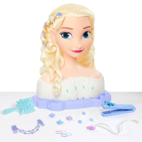 Disney Frozen 2 Deluxe Elsa Styling Cap