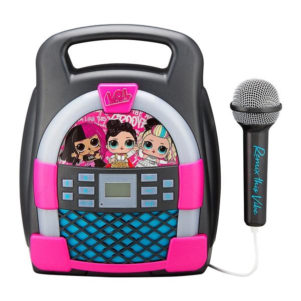 L.O.L Surpriză! Remix Bluetooth Karaoke Machine