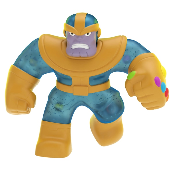 Eroii din Goo Jit Zu Marvel Supagoo Thanos