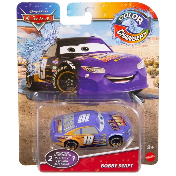 Cars Color Change Bobby Swift