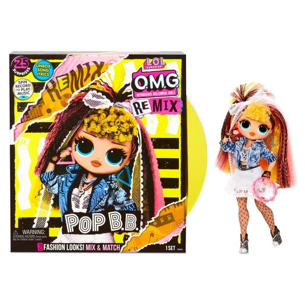 L.O.L. Surpriză! O.M.G. Remix Pop B.B. Fashion Doll