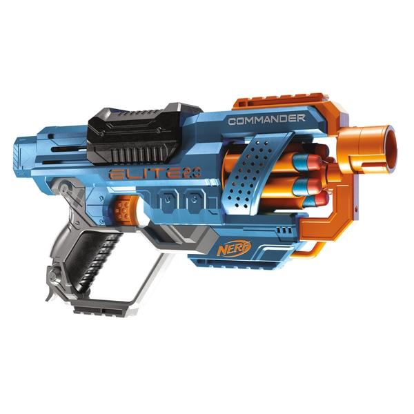 NERF Elite 2.0 Comandant RD 6