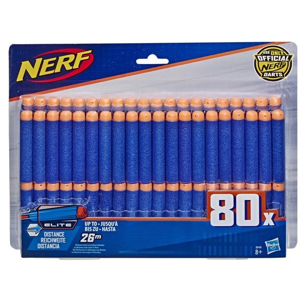 NERF 80 Elite Dart Pack
