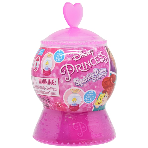 Disney Princess Sparkle Dome Surpriza Sortiment