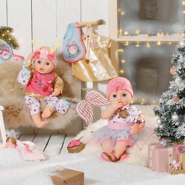 Baby Annabell Set sezon cu 24 accesorii