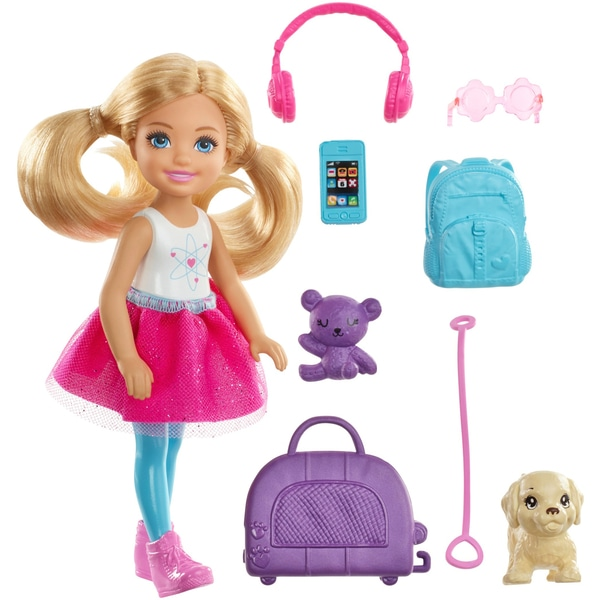 Barbie Dreamhouse Aventuri Chelsea Doll