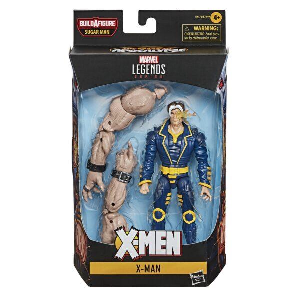 Hasbro X-Man 6'' Marvel Legends Seria De acțiune Figura