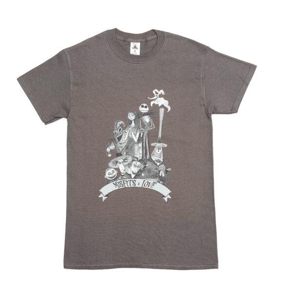 Coșmarul înainte de Crăciun Customisable T-Shirt pentru adulți