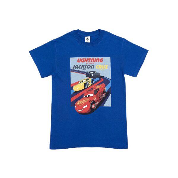 Disney Pixar Cars Customisable T-Shirt pentru copii