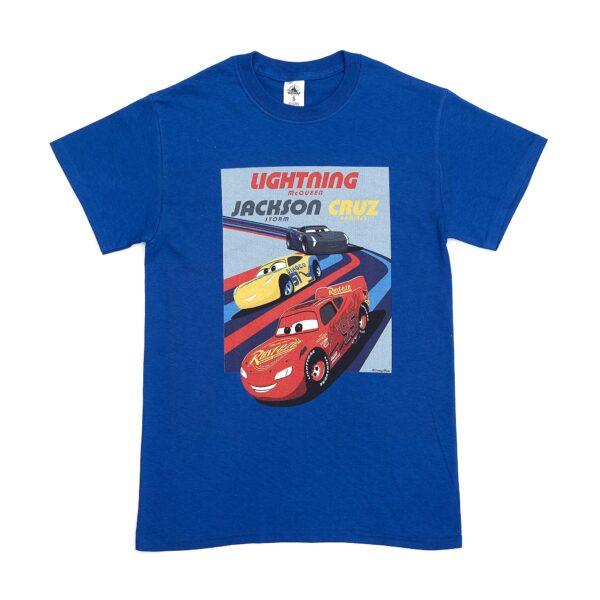 Disney Pixar Cars Customisable T-Shirt pentru adulti