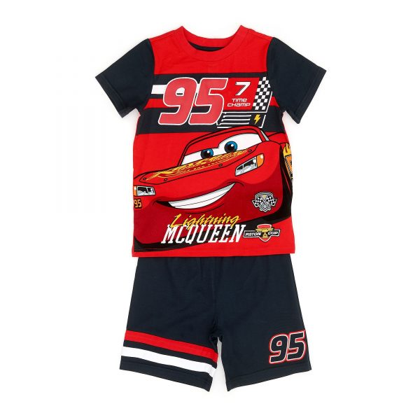 Disney Store Lightning McQueen Pijamale pentru copii
