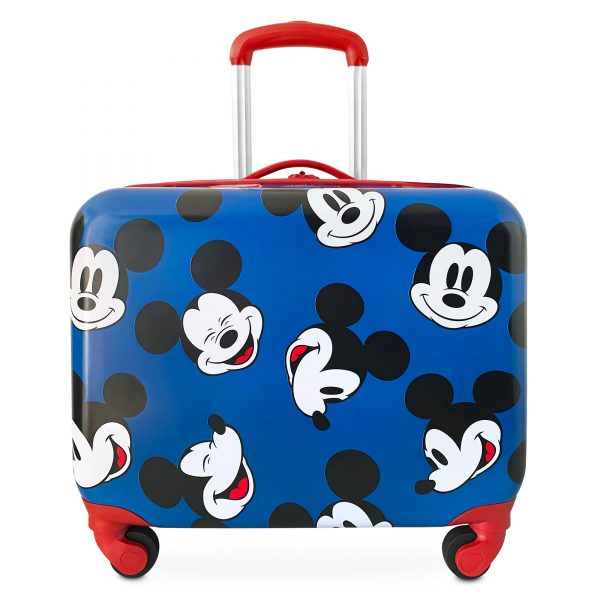 Disney Store Mickey Mouse Rolling Bagaje