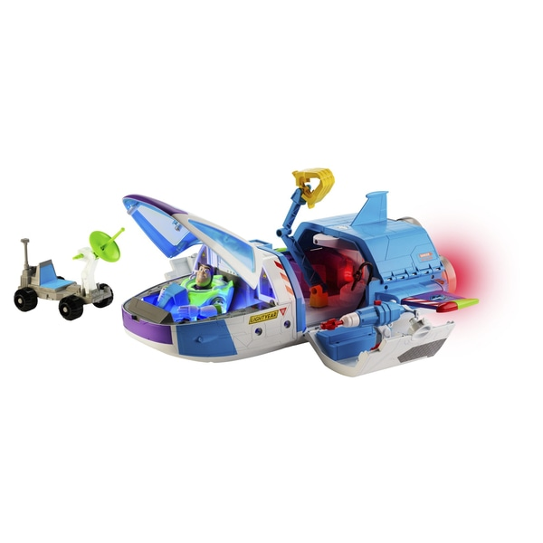 Buzz Lightyear Space Command Playset Toy Story 4